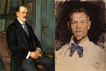Николай Богданов-Бельский и Сергей Виноградов – художники, влюблённые в Латгалию